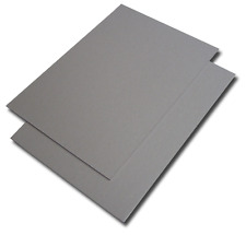 Greyboard A3 2000 Mic 2mm Extra Thick Grey Board Modelling, Mount Board Back x25