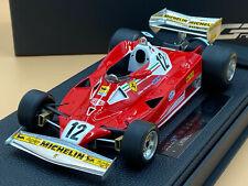 1/18 GP REPLICAS GP14H Ferrari 312 T2 #12 Gilles Villeneuve 1978 OVP + NEU