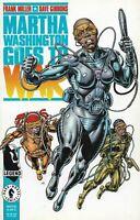 Dark Horse Comics Martha Washington Goes To War #5 of 5 (Miller & Gibbons) 1994