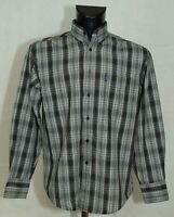 MENS BEN SHERMAN SHIRT LONG SLEEVE  SIZE 2/M VGC