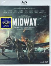 Midway (2019) Blu Ray + DVD