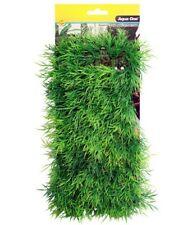 Aqua One Ecoscape Green Hairgrass Mat 17x5x33cm Plastic Aquarium Fish Tank Plant