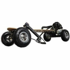 NEW ScooterX SkaterX Gas Petrol Mountain Board All Terrain Offroad Mountainboard