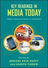 Media Today 2010 Update and Key Readings in Media Today, Academic Package: Key