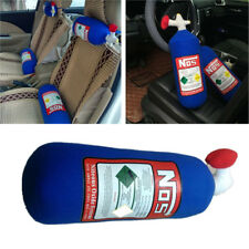 NOS Nitrous Oxide Bottle Tank Car Seat Rest Cushion Headrest Neck Pillow US