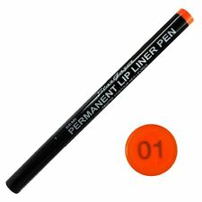 Stargazer Semi Permanent Lip Liner Pen Felt Tip Lipliner Pencil Orange