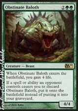 Obstinate Baloth // NM // Magic 2011 // engl. // Magic the Gathering