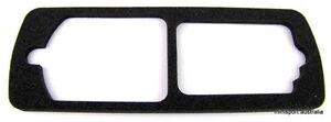 Mini Leyland/clubman side light/indicator assembly gasket (lens to base)