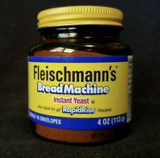 Instant Yeast - Fleischmann's Bread Machine 4 oz