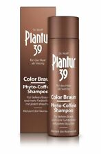 Plantur 39 Color Brown Phyto Caffeine Shampoo For Deeper Browns Hair