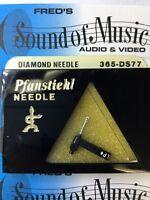 "NEW  Pfanstiehl 365-DS77 "" Diamond "" Needle Stylus Dual Flip Needle 365DS77 EV"
