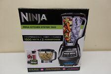 Ninja Mega Kitchen System Blender/Food Processor BL770 With 1500W (2A)