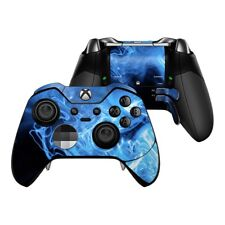 Xbox One Elite Controller Skin Kit - Blue Quantum Waves - DecalGirl Decal