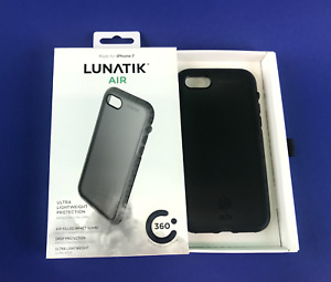 LUNATIK AIR CASE for iPhone 7 Ultra Lightweight Protection Volcanic Smoke #6043