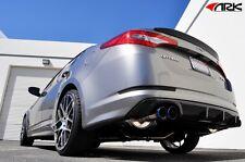 2011-2013 Optima ARK Performance DT-S Catback Exhaust System - Burnt Tips