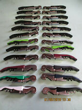LOT OF 24  Waiter's Corkscrews DOUBLE HINGED  LOT1000