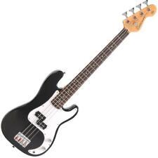 More details for encore 7/8 bass guitar- gloss black