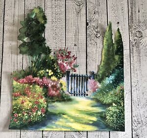 Tattered Lace Garden Lookout From Cottage View Collection Die Cuts