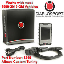 DiabloSport 8245 INTUNE I3 Platinum Performance Programmer for GM Vehicles NEW