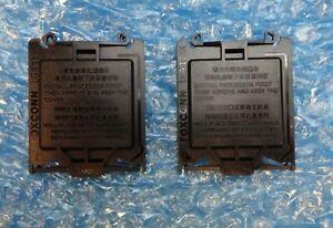 2 x Motherboard Socket LGA1150 LGA1151 LGA1155 LGA1156 Processor Cover Protector