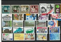 netherlands mint never hinged and used stamps ref r12803