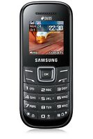 New Samsung GT E1200 Black 2G Unlocked Simple Dual Sim Mobile Phone  🇬🇧