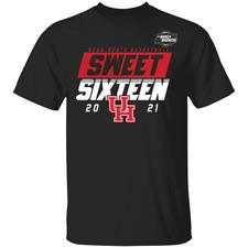Men's Houston Cougars 2021 NCAA Men's Basketball Tournament T-Shirt S-5XL
