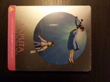 Ghibli - Laputa: Castle in the Sky [Steelbook Limited Edition Blu-ray]