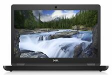 Dell latitude 14 5000 5490 i7-8650u 16GB 512GB SSD 14.0'' 768p GeForce MX130 W10