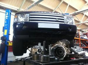 RANGE ROVER SPORT HSE 6 SPEED AUTO AUTOMATIC GEAR BOX SUPPLY & FIT