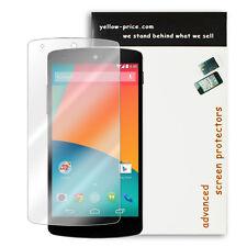 Japan Material Clear HD Screen Protector for New Google Nexus 5 NEW 2014 Premium