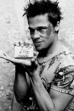 FIGHT CLUB MOVIE POSTER ~ TYLER DURDEN SOAP BAR 24x36 Brad Pitt