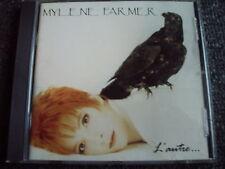 Mylene Farmer-L´autre CD-Made in France