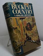 Buckeye Country by Harlan Hatcher