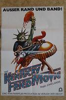 P154 KINOPLAKAT Kentucky Fried Movie (1977) George Lazenby, Bill Bixby