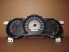 2008 2009 2010 2011 Toyota Tacoma Truck 4 Cyl Man Trans Speedometer Cluster