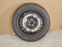 ✅ Mercedes W219 E500 CLS500 Emergency Spare Tire Wheel Donut Rim 155/70 R17 OEM