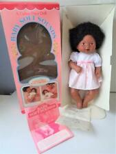 Vintage 1980 Fisher Price Baby Soft Sounds Doll Nrfb in Box African American