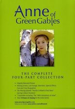 Anne of Green Gables: The Complete Four-Part Collection (2010, REGION 1 DVD New)