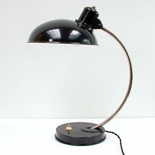 Mid-Century German 1950s Industrial BAKELITE TABLE LAMP by HELION ARNSTADT
