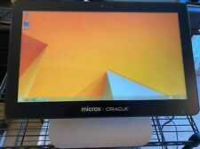 Oracle Micros Workstation 6 Terminal with Stand (610)-7331285