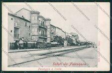 Ancona Falconara Saluti da Alterocca 3313 cartolina QQ1134