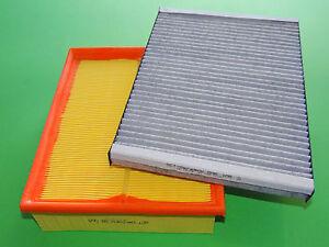 Luftfilter + Aktivkohle Pollenfilter Skoda Superb (3U) 2.5 V6 TDI (114 & 120kW)