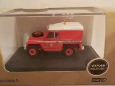 Land Rover 1/2 Ton Lightweight RAF - Red Arrows 1/76 Oxford Models, layouts