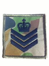 Chevron - Auscam - Staff Sergeant - Pair - Army & Military Patches