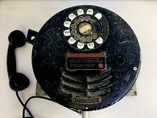 Vintage Bell System Western Electric Explosion Proof #320 Phone Set
