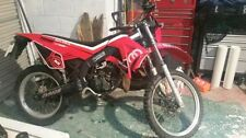 Petrol Less than 75 cc Enduroes/Supermoto (road legal)s