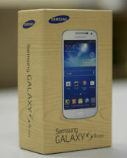BRAND NEW BOXED Samsung Galaxy S4 Mini 8GB GT-I9195 WHITE Unlocked Android Phone