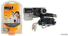 Creative Live Cam 1.3MP Video & 5MP Photo (Interpolated) USB Clip On Web Cam-NEW