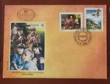 EUROPA CEPT FDC YUGOSLAVIA 1995